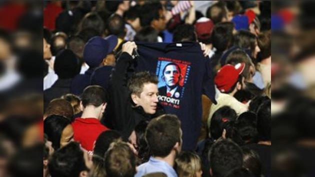Por primera vez desciende la popularidad de Obama