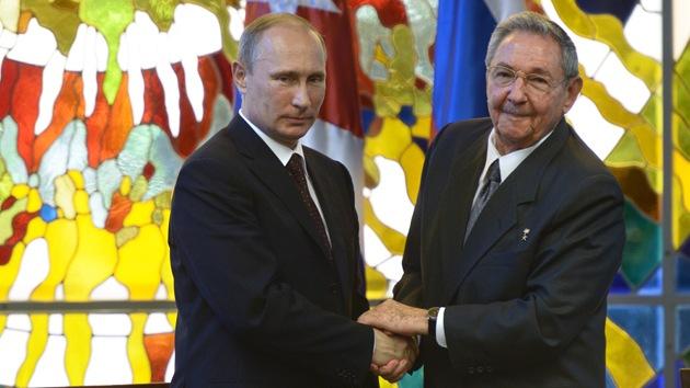 Puntos clave de los acuerdos alcanzados entre Rusia y Cuba