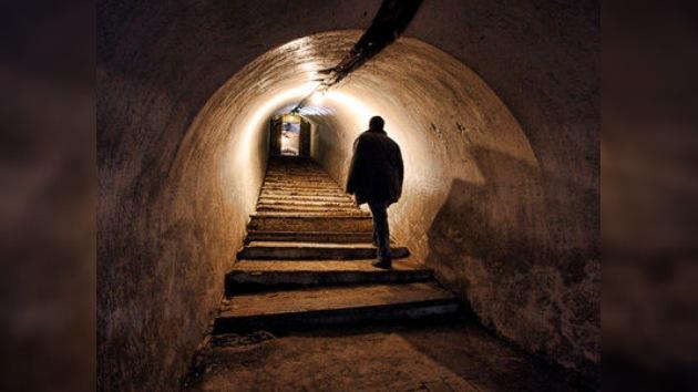 En Moscú descubren a indocumentados viviendo bajo tierra