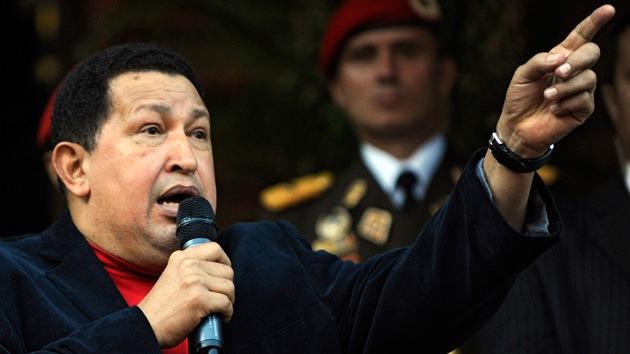 Hugo Chávez: Los bombardeos de Israel a Gaza son una agresión salvaje