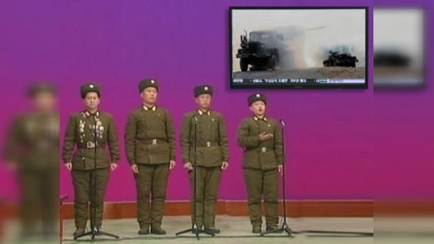 Artilleros norcoreanos comparten su experiencia de Yeongpyeong
