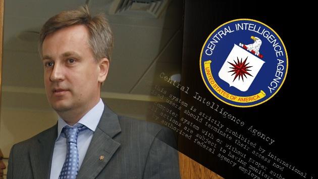 """""""La CIA contrató al jefe del Servicio de Seguridad de Ucrania"""""""