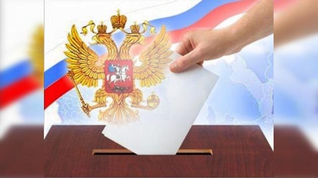 La oposición busca descubrir fraudes en las presidenciales de Rusia