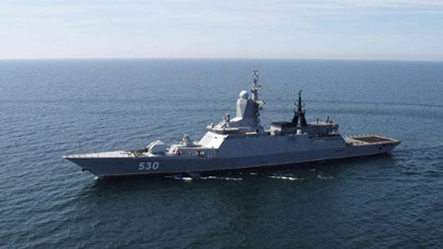 El primer buque de guerra modular ruso será una corbeta