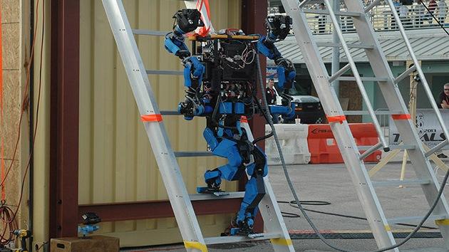 Fotos: El robot japonés comprado por Google gana los 'JJ.OO. de robots' de DARPA