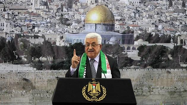 """Mahmoud Abbas tiene """"plena confianza"""" de poder elevar el estatus de Palestina en la ONU"""