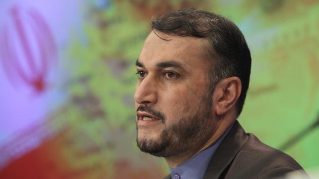 """Irán invita a los 'auténticos amigos de Siria' a una reunión """"realista"""""""
