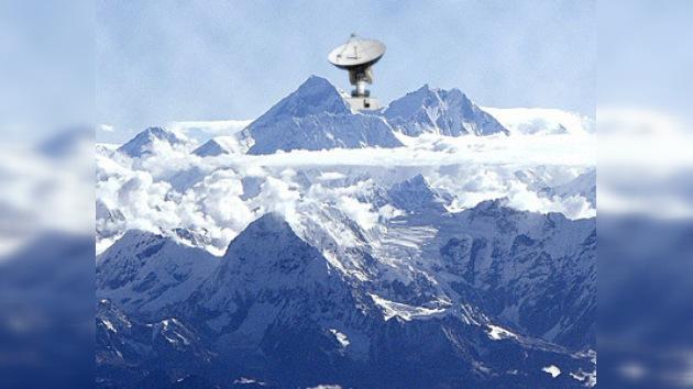 Internet conquista el Monte Everest