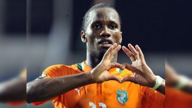Drogba pide un sueldo anual de 12 millones de euros para fichar por el Anzhí