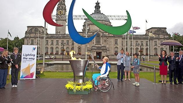 Londres se alista para dar el pistoletazo de largada de los Juegos Paralímpicos
