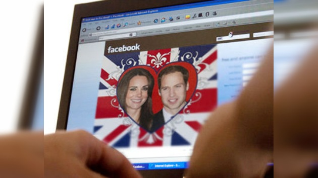 El problema de llamarte Kate Middleton y estar en Facebook
