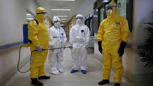 Viaje al centro del proyecto del ébola 'militar'