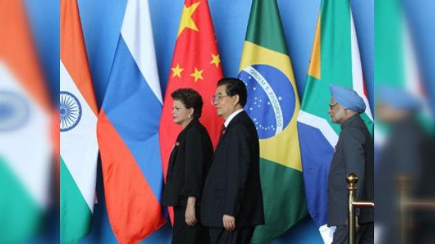 Los BRICS podrían ´ir de compras´ para salvar a Europa