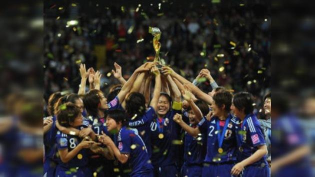 Japón se impone a EE. UU. en la final de la Copa Mundial Femenina de la FIFA