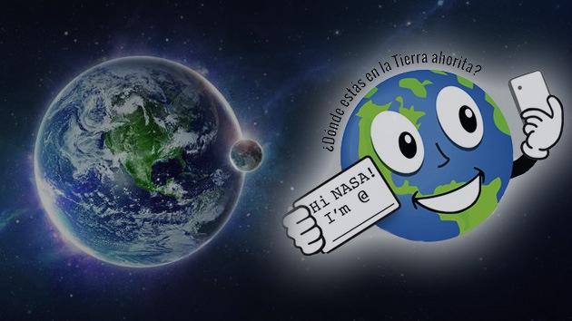 La NASA propone hacer una 'selfie global' para celebrar el Día de la Tierra