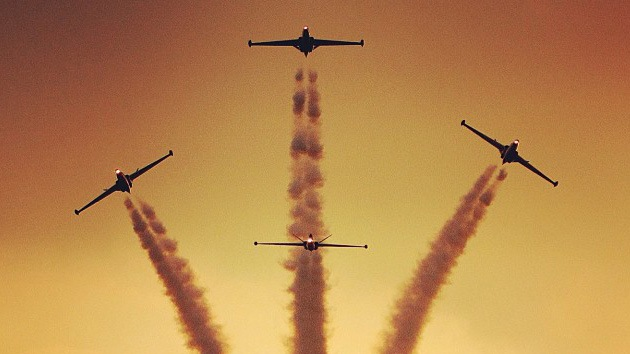 Fotos: La aviación israelí saca músculo en vísperas del diálogo sobre Irán en Ginebra