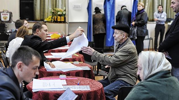Rusia vota: Elecciones directas de gobernadores por primera vez en siete años
