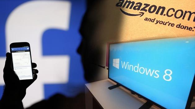 Los monopolios de Microsoft y Amazon, ¿un lastre para el desarrollo de la economía?