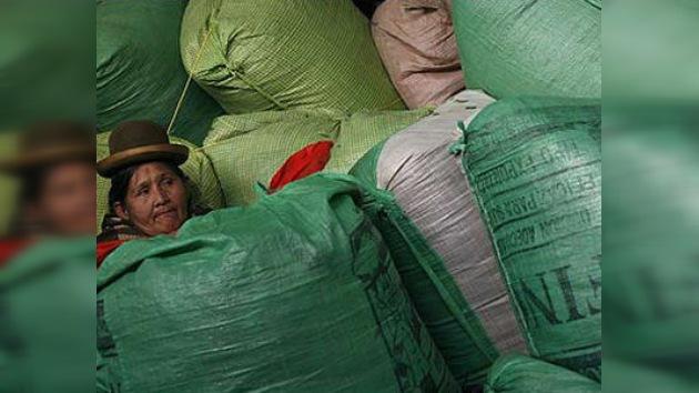 Lucha antidroga: EE. UU. aparca su cruzada en solitario y se asocia con Bolivia