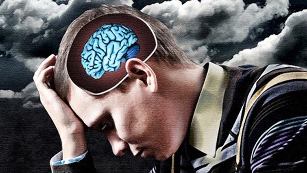 El estrés y la depresión menguan el cerebro