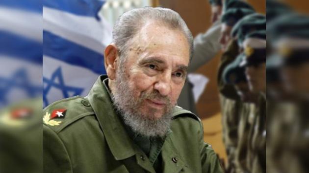 """Fidel Castro: """"Israel no atacará primero"""""""