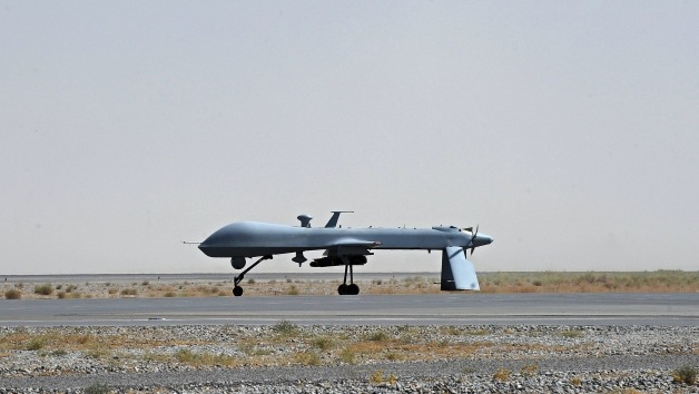 EE.UU. alcanzó este año una cifra récord de ataques con drones en Afganistán