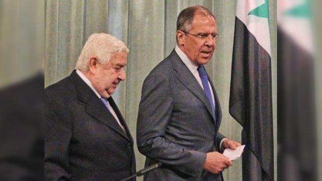 Rusia: el G-8 tiene que ejercer presión sobre la oposición siria
