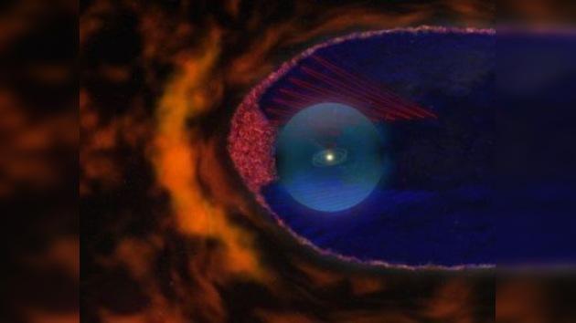 El sistema solar echa el freno