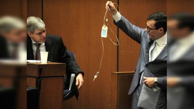 Batalla de anestesiólogos en el caso de 'Murray contra Jackson'