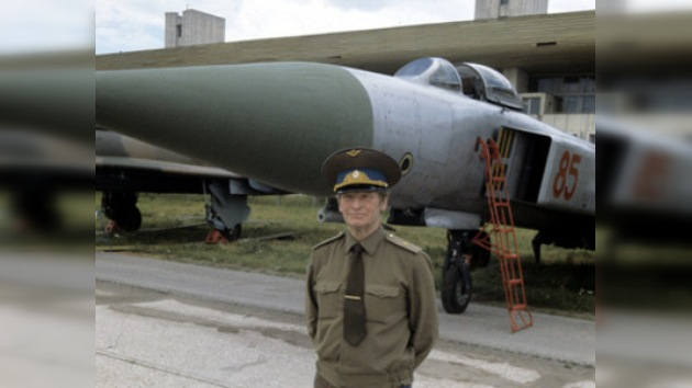 Falleció el legendario piloto de pruebas ruso Vladimir Ilyushin