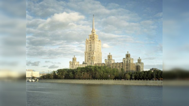 Revive el Hotel Ucrania