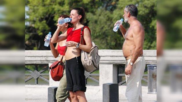Buenos Aires en alerta roja por ola da calor