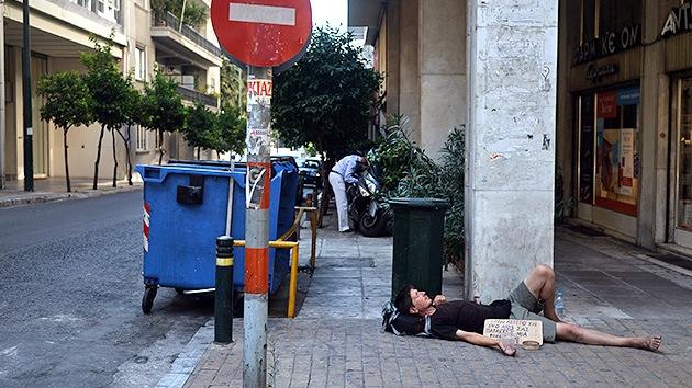 Grecia puede repetir el guion de la Gran Depresión