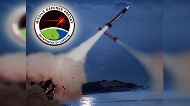 Prueba fracasada del sistema antimisiles estadounidense
