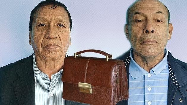 Detienen a dos ancianos peruanos en un aeropuerto ruso por hurto