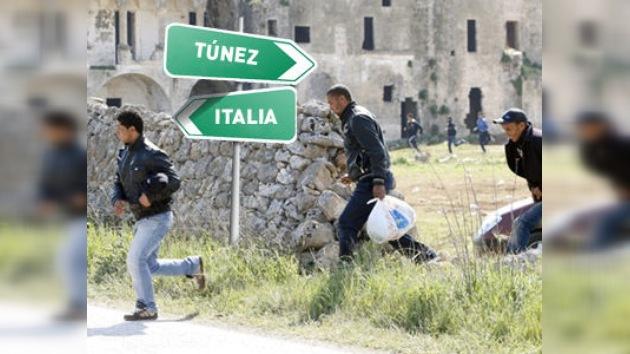 Italia y Túnez firman un acuerdo para frenar el flujo ilegal de inmigrantes