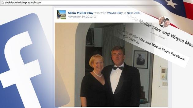 India: Indignación por los mensajes en Facebook de diplomáticos de EE.UU.