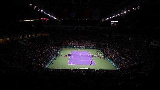 Chile prepara un partido de tenis a 1.500 metros bajo tierra