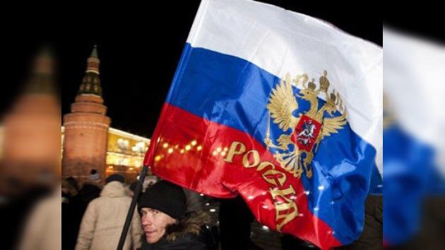Fiebre postelectoral en Rusia