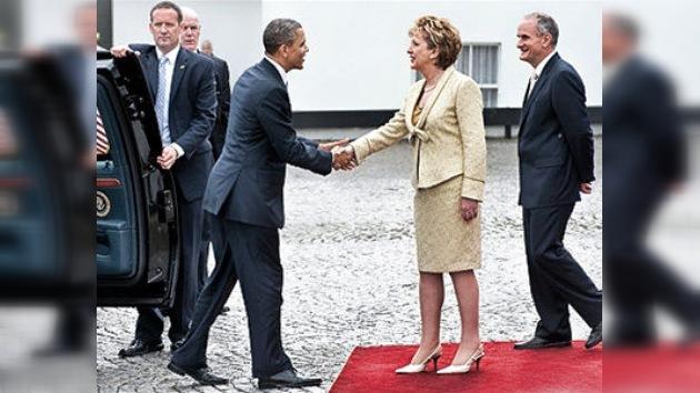 Barack Obama ha iniciado su gira europea