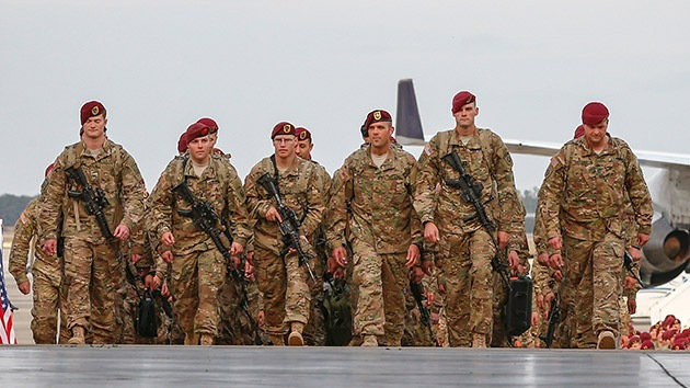 EE.UU. envía a Irak 250 militares contra el Estado Islámico