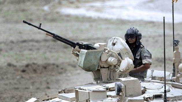 Rusia y la India, preparadas para iniciar ejercicios conjuntos terrestres