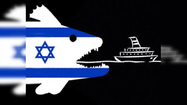 """Netanyahu: """"Israel no dejará pasar al Rachel Corrie"""""""