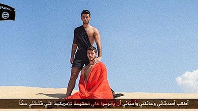 Una empresa israelí se inspira en vídeos del Estado Islámico para promocionar una fiesta