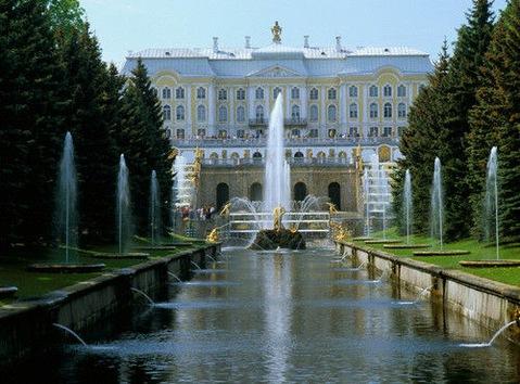 Conozca la perla arquitectónica rusa Petergof, el 'Versalles ruso'