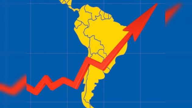 En Latinoamérica, el Sur sale de la crisis más rápido