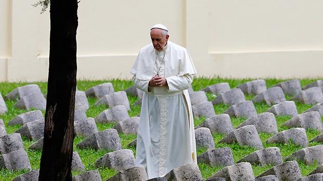 Un diplomático iraquí advierte de que el asesinato del papa Francisco es inminente
