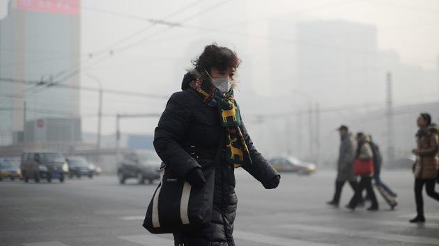 China le 'devuelve' a EE.UU. parte de la polución generada por su consumismo