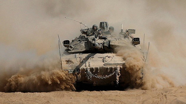 La tregua se rompe: Tanques de Israel dejan decenas de muertos en la Franja de Gaza