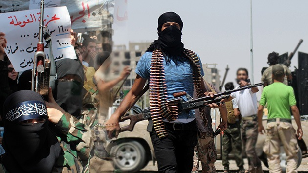 Publican nuevas evidencias del apoyo de EE.UU. al grupo terrorista Mahavir As Saura